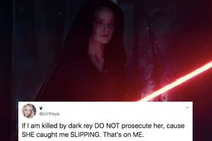 19 Hilarious Jokes About Dark Rey From The New Star Wars Rise Of Skywalker Trailer The Great Celebrity