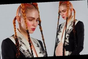Grimes Posts Another Baby Bump Photo To Instagram The Great Celebrity