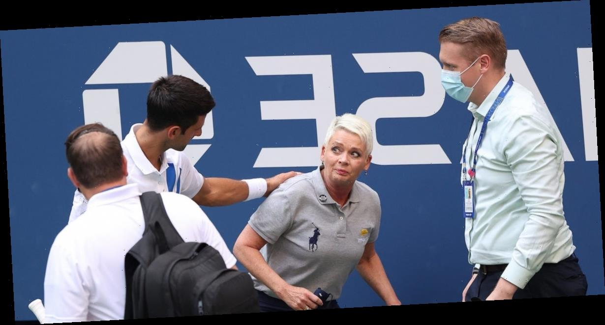The Line Judge At The Center Of Novak Djokovic S Us Open Expulsion Has Been Viciously Trolled Online And The Serbian Has Pleaded With Fans To Stop Abusing Her The Great Celebrity