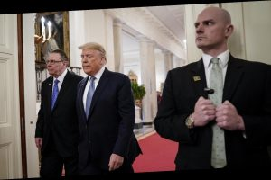 The Secret Service Just Shook Up Donald Trump's Security Detail ...